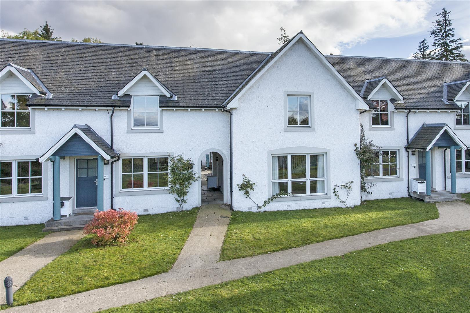 Lodge 205, Duchally Country Estate, Auchterarder, Perthshire, PH3 1PN, UK